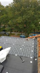dakdekker in Leiden