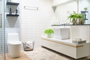 infrarood panelen badkamer