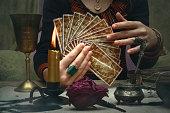 online tarot kaarten
