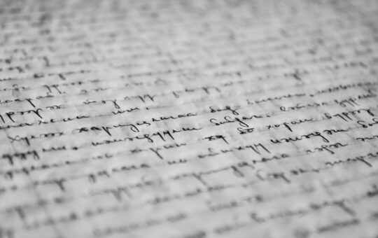 tekstcorrectie